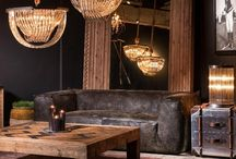 Restaurant interior desing