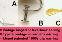 Information about vintage jewelry