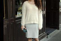 Fashion streets / Girls fashion