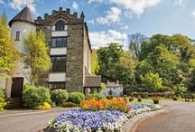 Places to stay in Derbyshire / Hotels and pubs with accommodation in our beautiful county.