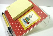 Cards - Anything but a Card / Collectiuon of paper crafts for anything but card challenges.  Alos see Craft - Boxes ...