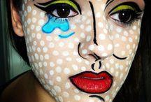 Maquillage déguisement