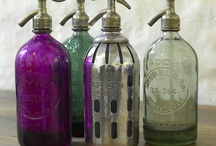 Bottles, Glass & Pottery / by Donna Peisel