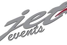 new logo Jet Events / it's a competition board for a new logo of Jet Events (event marketing agency). select projects that you like best |  tablica konkursu na nowe logo agencji eventowej Jet Events - zalajkuj projekty, które są Twoim zdaniem najlepsze
