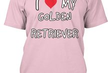 Golden Retrievers / by Your Cool Tees
