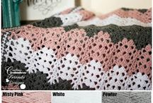 Crochet Color Inspiration and Patterns / Color inspiration to help with crochet projects
