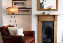 Living room  / by Alyssa Heath