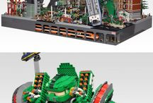 Lego projects