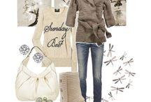 fashion / by Rachel Brewer