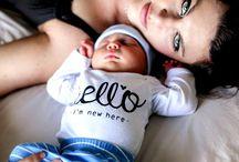 MonaLisa Mamas Baby Onesies / MonaLisa Mamas' exclusively designed baby onesies. Adorable & stylish!