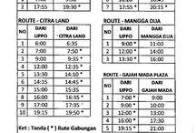 Tiket Bus / serba serbi tiket bus