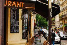 Cafes de paris