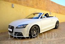 Marbella Luxury Car Hire / The cars that DC Group Europe offers for rental in Marbella, Spain.
