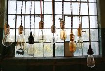 Pendants / Hang it low, hang it high! Pendant lights ranging from rustic to romantic to refined and elegant.