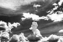 Skies / Da sacada de casa - Fotos Argonuior