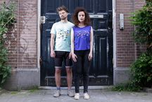 COLOR WAVES T-SHIRT / Cool t-shirts for everybody