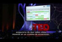 Conferencias TED / Conferencias de educadores