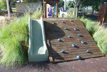 Kinder Gartenspielgelegenheiten