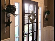 entry way / by Christine Collier-Reeves