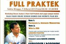 Dosen Jualan / Pembicara Internet Marketing, Pembicara Internet Marketing Jogja, Pembicara Facebook Marketing, Pembicara Sosial Media Marketing, Konsultan Bisnis Online, Pembicara Workshop Internet Marketing, Pembicara Internet Marketing Facebook, Pembicara Seminar Internet Marketing, Pembicara Internet Marketing Dosen Jualan, Workshop Pembicara Internet Marketing, Pelatihan Internet Marketing, Pakar SEO