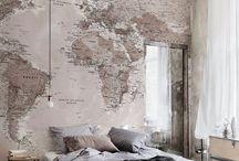 50 ideas creativas para decorar tus paredes