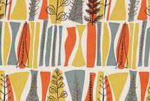 Vintage patterns / by Jessica Parker