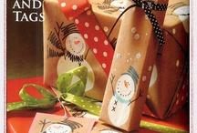 Jule innpakning