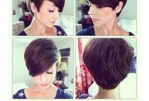 hair/wigs/makeup