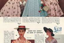 1950s Clothing & Style / by Adventures in History and Culture