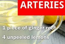 natural remedies for arteries