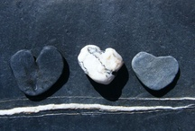 Heart stones / by Heather Olson