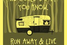 Camping Life / Run away with me ... / by 🐾Sheila Block🐾