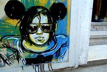 Street Art / Arte urbano / by Raquel Lastra