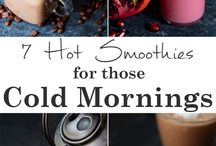 Hot Smoothies & Hot Drinks