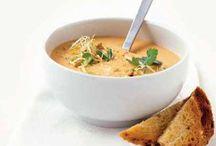 Ⓥ | soups / Soups