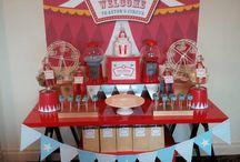 Miss Lilly Rose's Circus Party