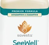 SeeWell ™ by Savesta / SeeWell provides clinically validated levels of nutrients to support glare reduction and healthy visual function.