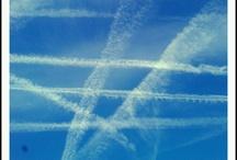 Clouds & Contrails