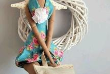 Tilda dolls / Made by Ea
