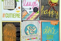 Project Life Style Scrapbooking