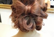 Rock that updo / Cool updo's and hair inspirations