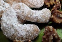 Czech/ Slovak Desserts / Traditional Czech/Slovak desserts, sweets, and pastries