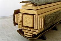 Vi liker tre! / Tre er et flott materiale som kan bli til alt fra skjørt og vakkert profilert listverk til kraftige bjelker som kan bære hele etasjer. Det er miljøvennlig, bærekraftig og vakkert.