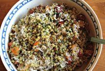 Grain Salads / by Rosie Merlin