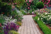 7-) Örnek Bahçe Yolları