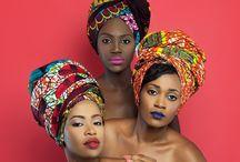 QUEENS Naturalistas, Turbans & Headwraps / Headwraps, Turbans, Modeling, Haitian American