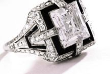 Ring Inspiration / Rings, Collections, Patterns, Images.