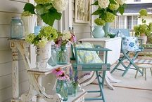 Porches, Patios and Veranda's / Lovely outdoor living