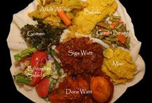 African Cuisine / Enjoy diving deeper into the African culture by exploring some of their recipes !