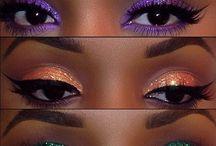 Makeup for chocolate beauties